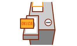 乗務員の指示に従って運賃箱のICリーダーにカードをタッチし現金を投入してください。
